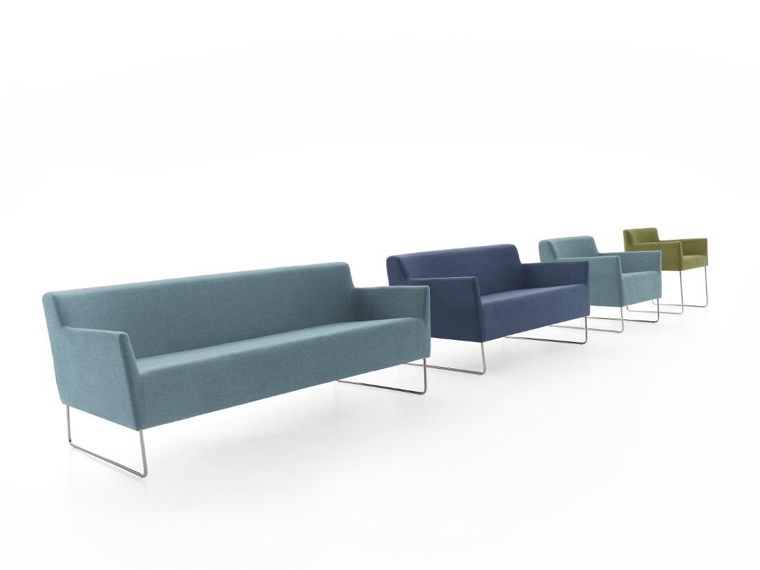 Modernūs minkšti svetainės baldai sofa Mark