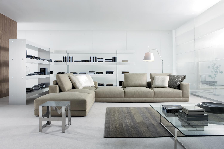 Modernūs minkšti svetainės baldai sofa Master