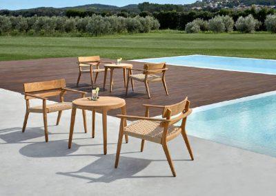 Modernūs lauko ir vidaus baldai Paralel 6