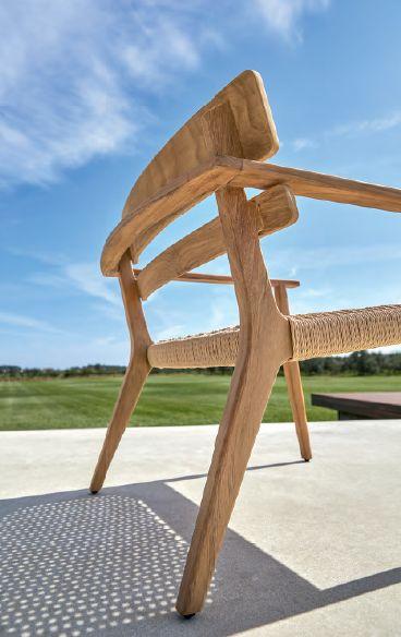 Modernūs lauko ir vidaus baldai Paralel 7