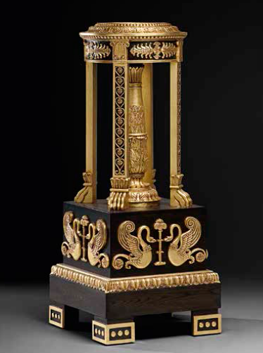 Modernios klasikos interjero detalės laikrodis Verona