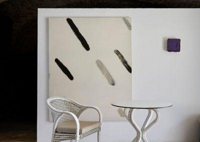 Modernios klasikos lauko baldai Havana 10