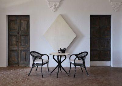 Modernios klasikos lauko baldai Havana 9