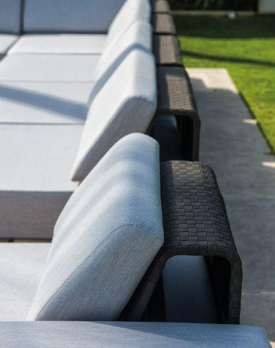 Modernūs lauko baldai Ona 2