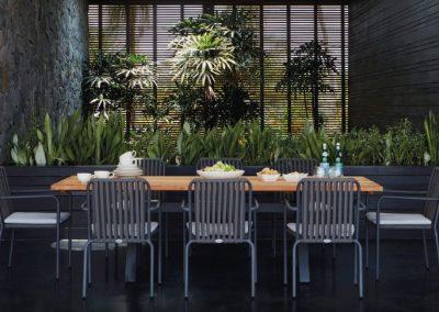 Modernūs lauko baldai Ona 4