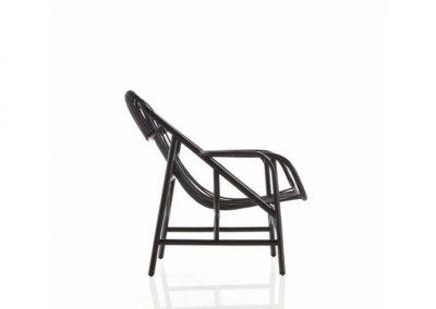 Modernios klasikos krėsliukas 70s Reedited_sillon benasal