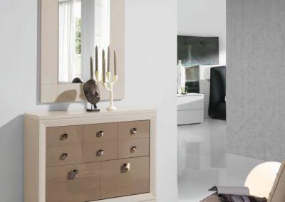 Modernios klasikos prieškambario baldai Mod. 11