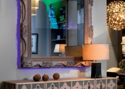 Modernios klasikos prieškambario baldai Valentina 4