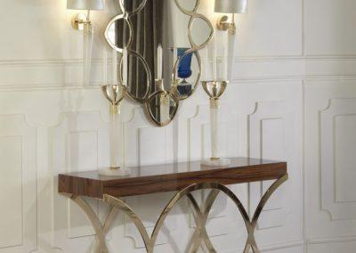 Modernios klasikos prieškambario baldai ADN
