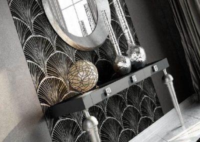 Modernios klasikos prieškambario baldai Azkary C05