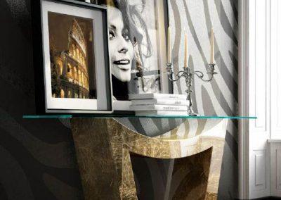 Modernios klasikos prieškambario baldai Azkary C11