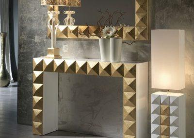 Modernios klasikos prieškambario baldai Diamond