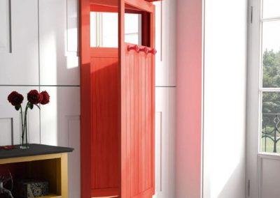 Modernios klasikos prieškambario baldai Fontana_33C_5