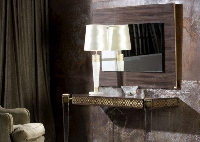 Modernios klasikos prieškambario baldai Glamour 1