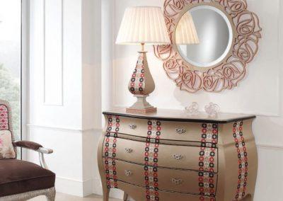Modernios klasikos prieškambario baldai Mod.4591_4