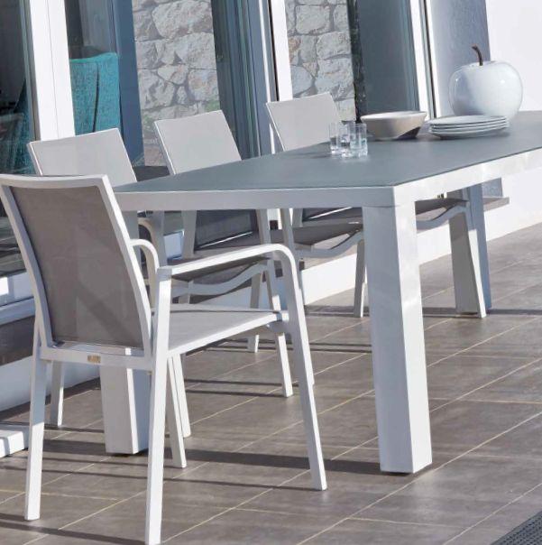 Modernūs lauko baldai Inlay 1