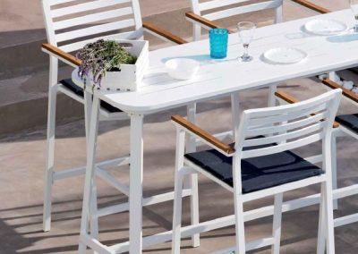 Modernūs lauko baldai Klara 7