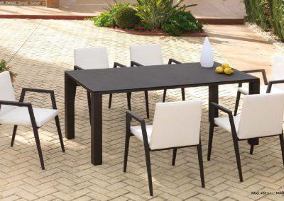 Modernūs lauko baldai Marbella 2