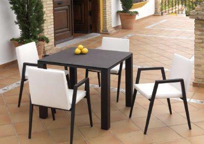 Modernūs lauko baldai Marbella 3