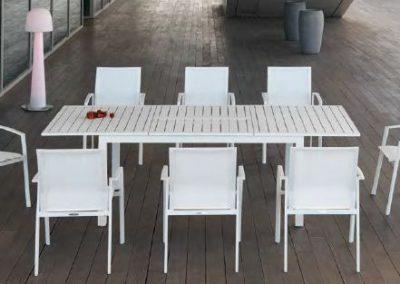 Modernūs lauko baldai Nerja 3