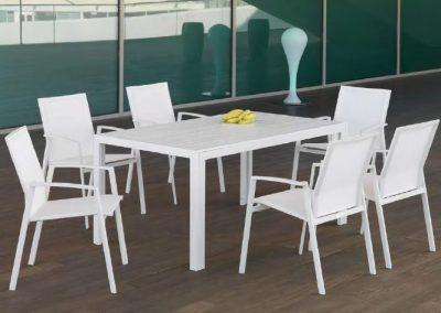 Modernūs lauko baldai Nerja 4