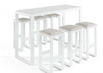 Modernūs lauko baldai Nerja 7