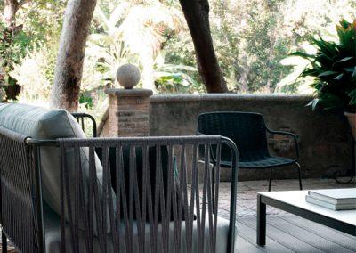 Modernūs lauko baldai Nido 19