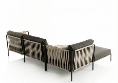 Modernūs lauko baldai Nido 2