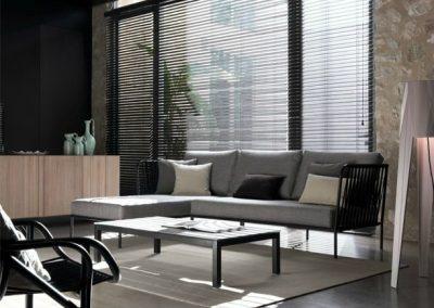 Modernūs lauko baldai Nido 4