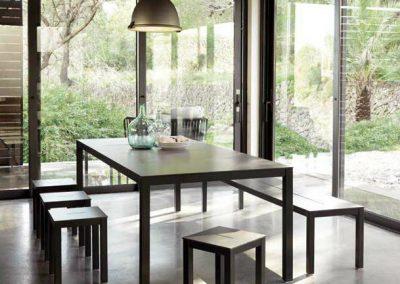 Modernūs lauko baldai Nido 8