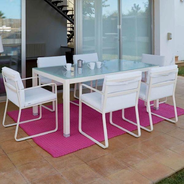 Modernūs lauko baldai Rita 2