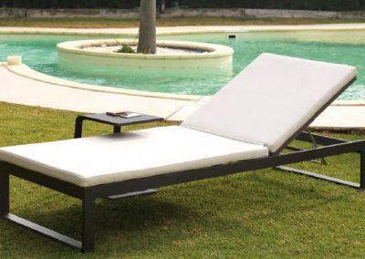Modernūs lauko baldai gultas Marbella 5