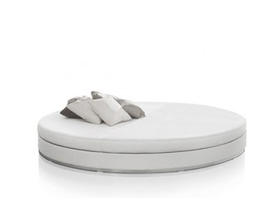 Modernūs lauko baldai gultas Slim_tumbona 2