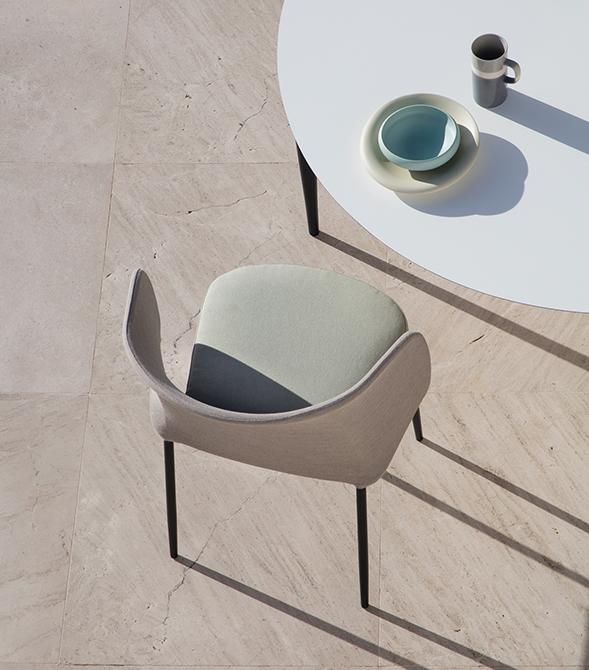 Modernūs lauko baldai kėdė Senso Chairs 3