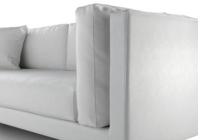Modernūs lauko baldai sofa Slim 5