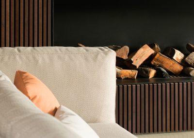 Modernūs lauko baldai sofa Slim 8