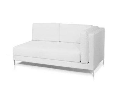 Modernūs lauko baldai sofos modulis Slim_modulo esquina derecho