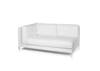Modernūs lauko baldai sofos modulis Slim_modulo esquina izquierdo