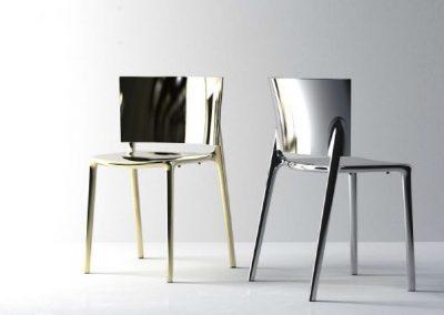 Modernūs lauko baldai kėdė Africa 13