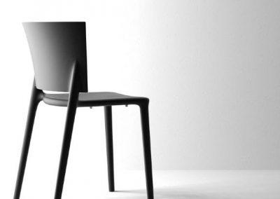 Modernūs lauko baldai kėdė Africa 7