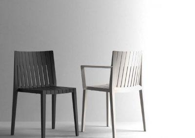 Modernūs lauko baldai kėdė Spritz 7
