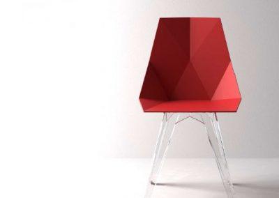 Modernūs lauko baldai krėsliukas Faz 34