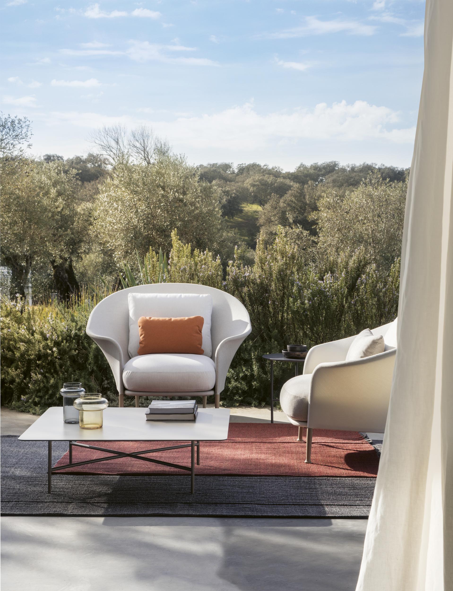 Modernūs lauko baldai krėsliukas Liz 5