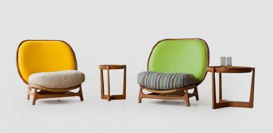 Modernūs lauko baldai krėsliukas Mod.1292.2