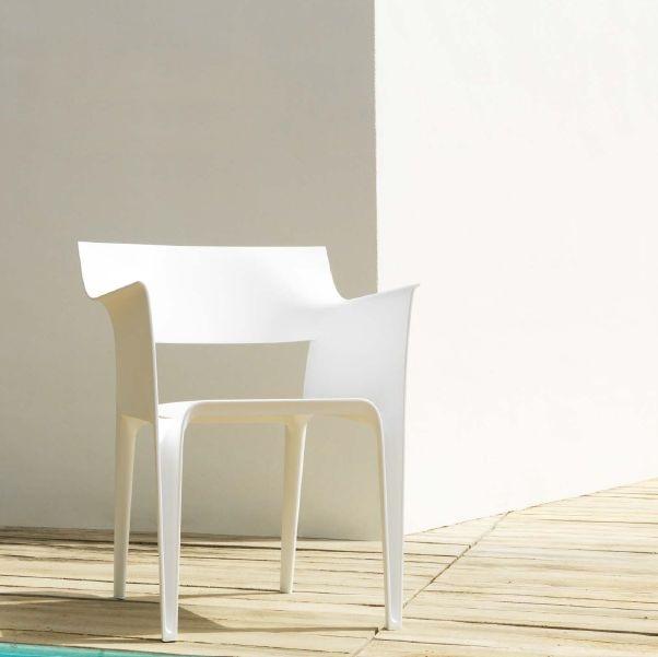 Modernūs lauko baldai krėsliukas Pedrera 2