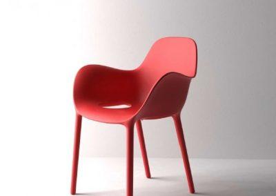 Modernūs lauko baldai krėsliukas Sabinas 7