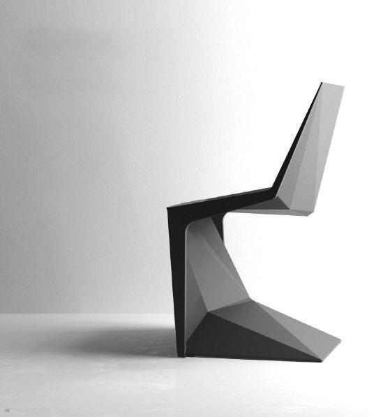 Modernūs lauko baldai krėsliukas Viking 3