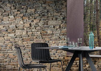 Modernūs lauko baldai stalas Atrivm 2
