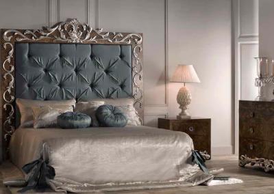 Klasikiniai miegamojo baldai Leonor
