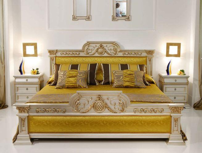 Klasikiniai miegamojo baldai Mod.4127.1